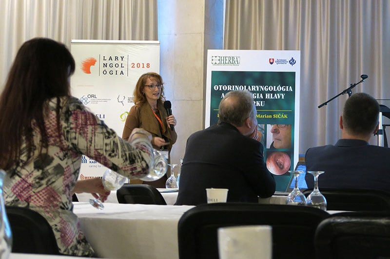Laryngologická konferencia